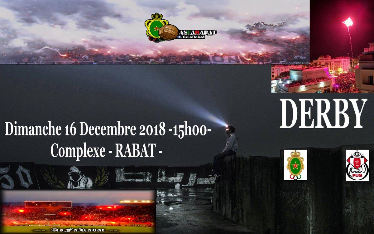 Derby Rabat : AS FAR 2-0  FUS DuPg7JsXcAAalsH