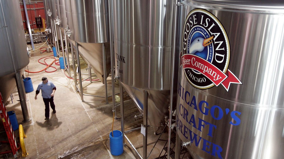 Suck it, Denver: Chicago now home to more breweries than any other U.S. city trib.al/mdnoHFc