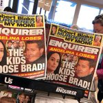National Enquirer Twitter Photo