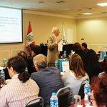 Image for the Tweet beginning: El evento dirigido a funcionarios
