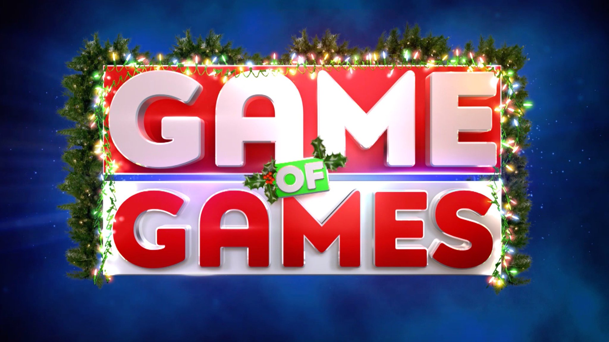 I hope you're ready for the #GameofGames Holiday Spectacular tonight 8/7c! https://t.co/Z6L8UL7D5h