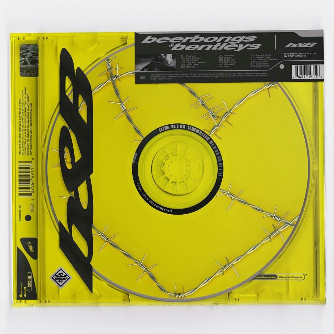 """""""Ball For Me"""" by @PostMalone &amp; @NICKIMINAJ is now eligible to be certified 2x Platinum in the United States for selling over 2,000,000 units. <br>http://pic.twitter.com/48BR8VIZGn"""
