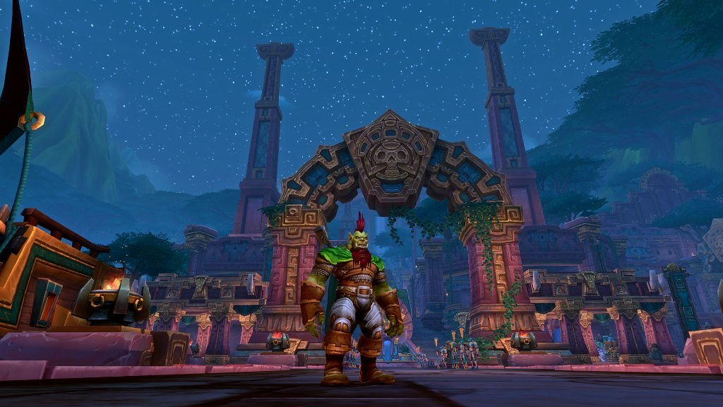 The latest Tides of Vengeance update for World of @Warcraft
