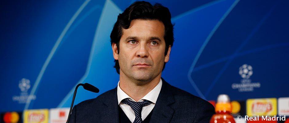 """Solari: """"Me voy triste por el resultado y porque confiábamos cerrar el grupo con victoria."""" 👉 http://bit.ly/Solari_RMCSKA #RMUCL"""