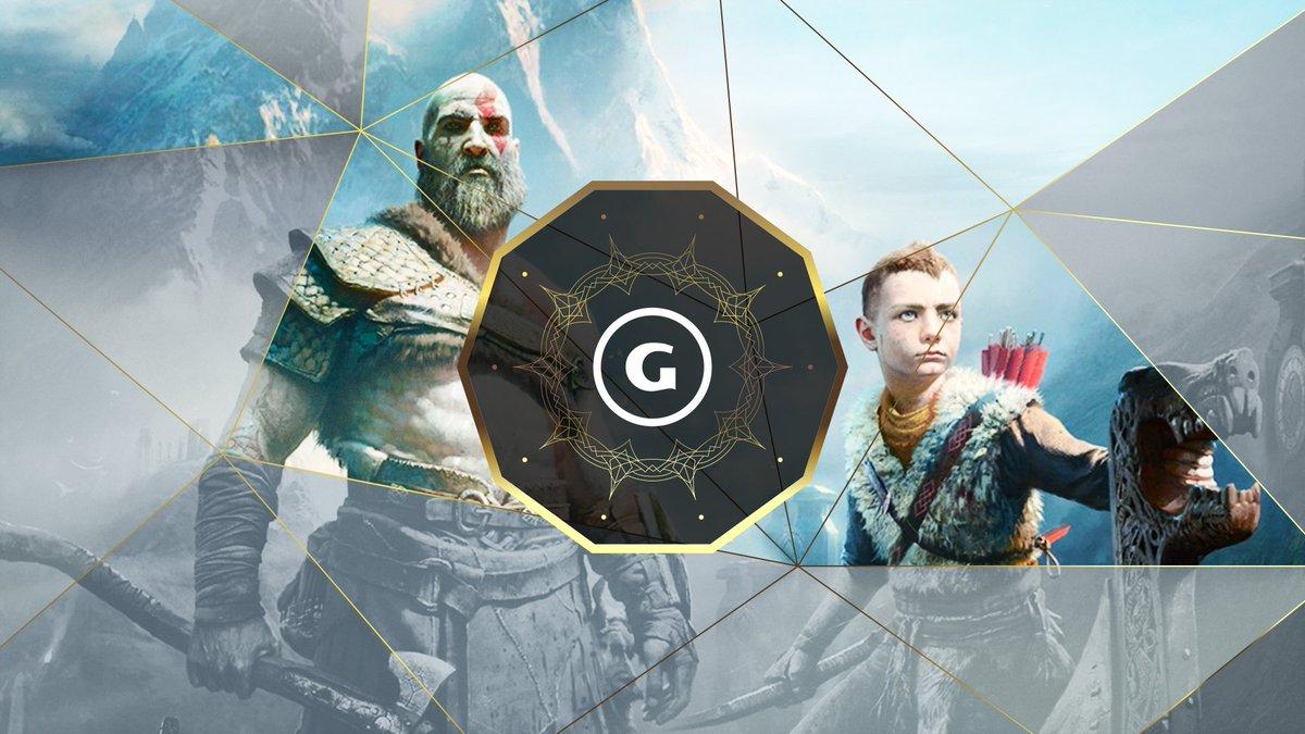 🏅GameSpots Best Game of 2018 Nominee: God of War @SonySantaMonica bit.ly/GSBestOfGoW
