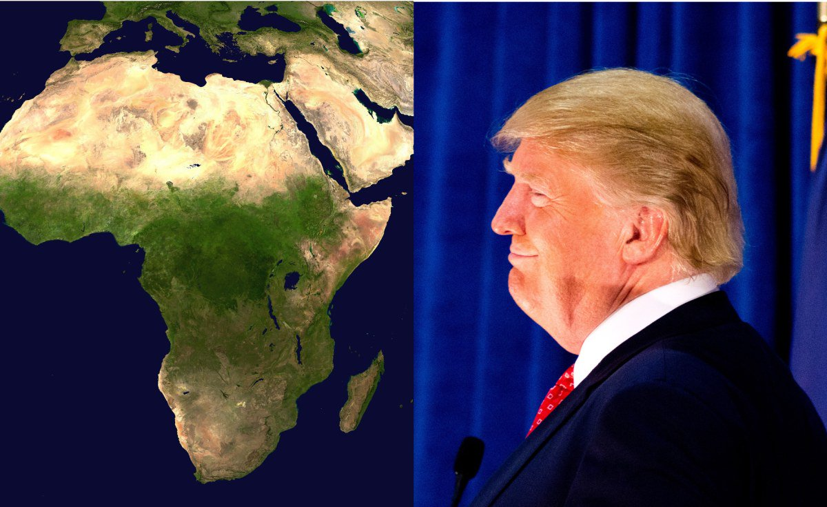 Hours to Go For Trump's New Africa Strategy - key countries and prime targets of China's moves to gain political and economic advantages on the continent will be one of the foci. https://t.co/A4MvZyzQwt #Africa #Kenya #USAfricaBlueprint #USAfricaStrategy