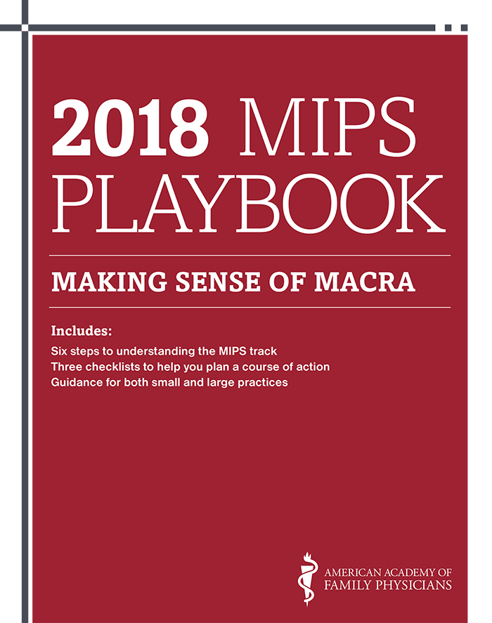 Get the most from the performance categories in MIPS and build your final MIPS score. Members can download the free updated step-by-step guide to MIPS under #MACRA's QPP. https://t.co/JJBsMB5Ry5