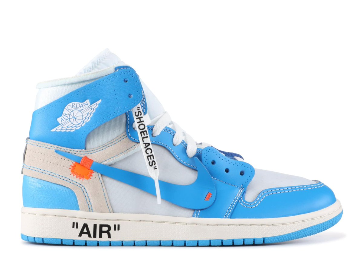 """6️ @OffWht⃣  @Nike x     'It remains to be seen where Abloh and the Swoosh will take it in 2019—early rumors suggest that """"The Ten"""" could be discontinued in favor of new collections—but for now, they're still putting out some of the best product around. '"""