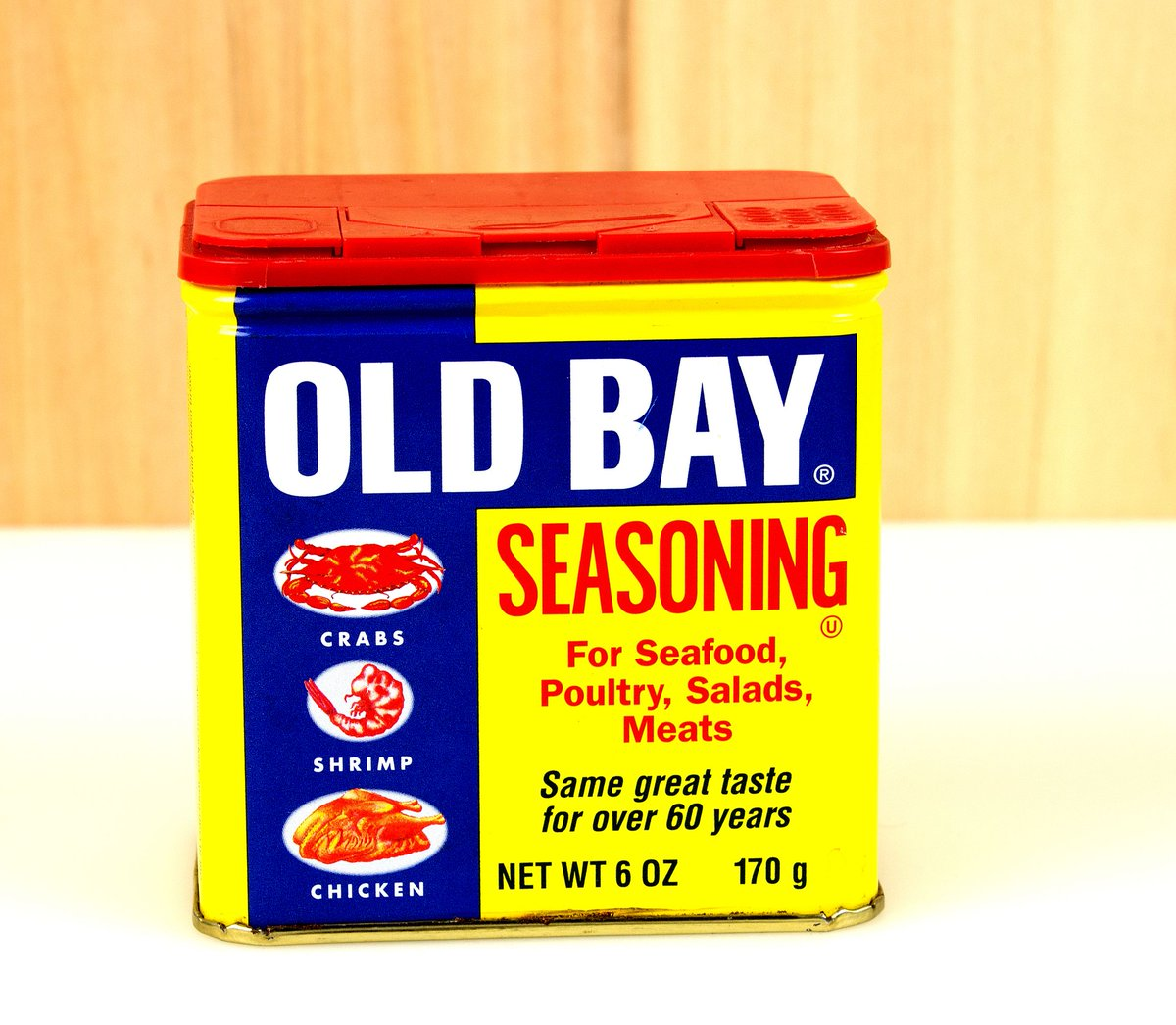 Maker of Old Bay seasoning sues wannabe spice rival, the annoyingly named 'New Bae' https://t.co/Kj8KqDO7AM