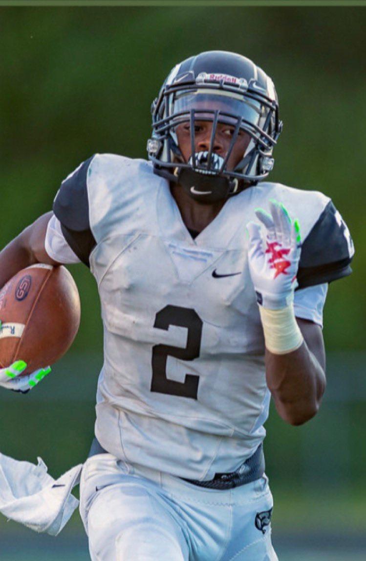 2021 ATH, Derwin Burgess (@derwinnn2) picks up his 1st offer from Southeast Missouri State University!  @DBCoachSmith @SEMOfootball   #DALEBUILT  #DALEBOYZ<br>http://pic.twitter.com/jmvXBT5wUh