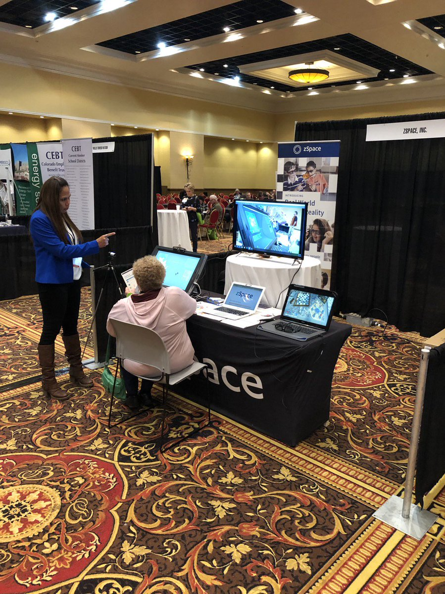 Zspace On Twitter At The Casb Convention In Colorado Springs Last