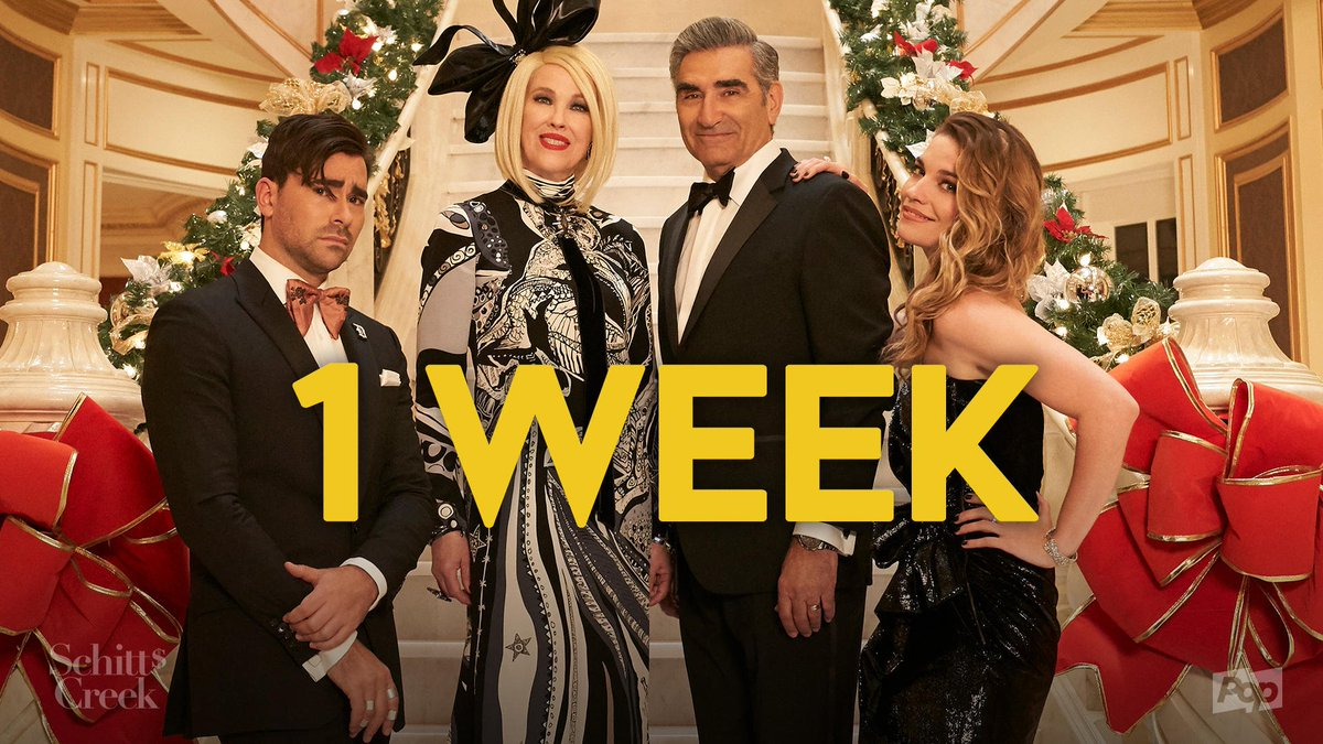 Schitts Creek Christmas Special.Schitt S Creek Pop On Twitter Jingle All The Way To