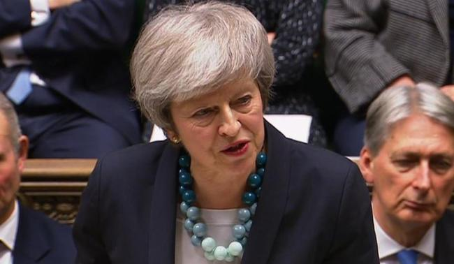 May Survives No Confidence Vote With Wide Margin Of Support https://t.co/nKMG5YKc8w