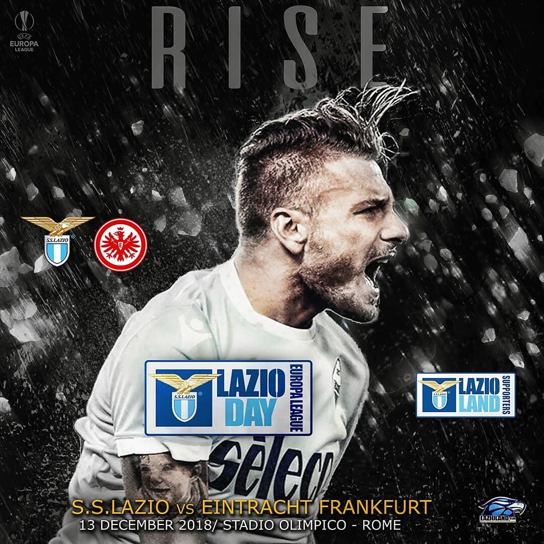 Our #MatchDay Preview is here !  It's time for payback !  #ForzaLazio 🦅   #LazioEintracht #UEL #PresenteForyou #LazioDay #LazioLand #StartingXI #SSLazio #SSlazioFans #Europa #EuropaLeague #Milinkovic