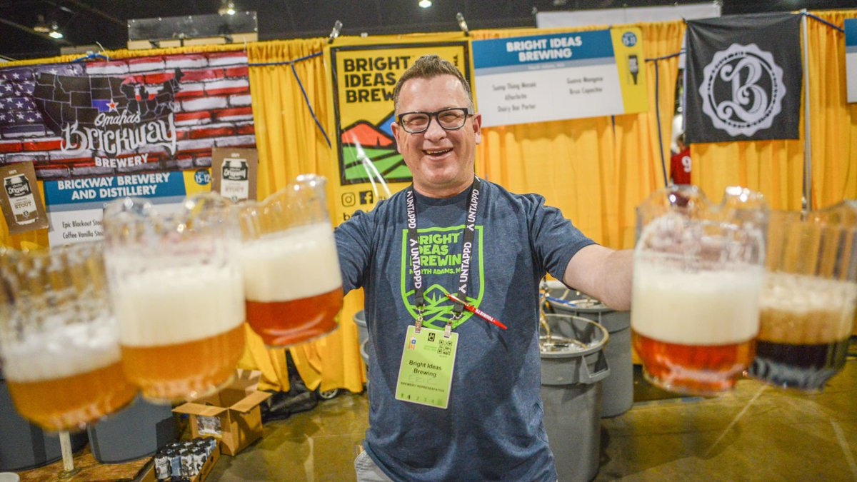 Brewers spill their tips for all-day beer drinking trib.al/QHOPVwa