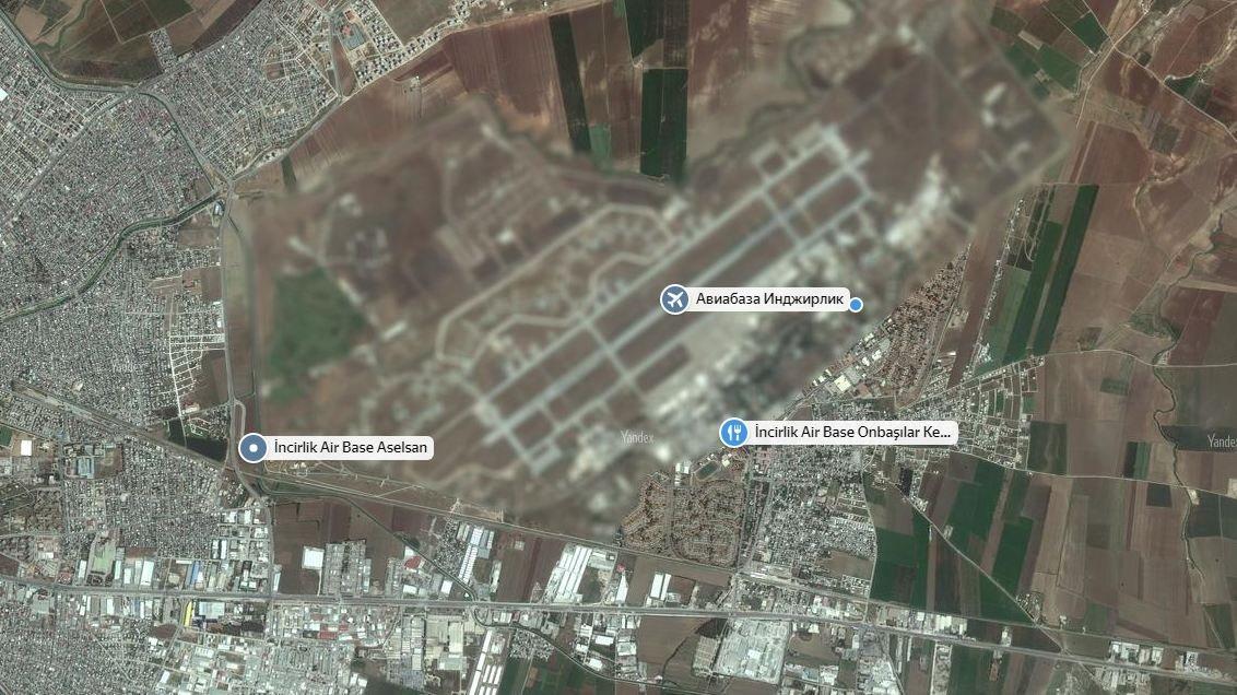 «Яндекс» пояснил «обнаружение» военных баз Израиля, Турции и НАТО https://t.co/IEOuoqgoFL https://t.co/y8AHFZgwQ9