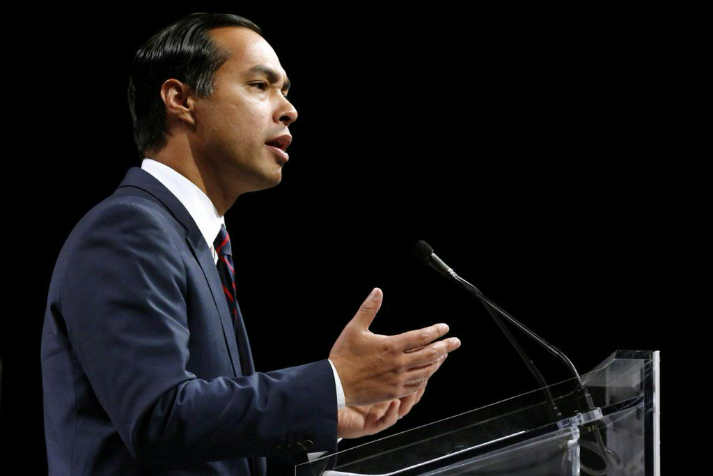 Ex-housing official Castro takes step to 2020 U.S. presidential bid reut.rs/2RTNl1h