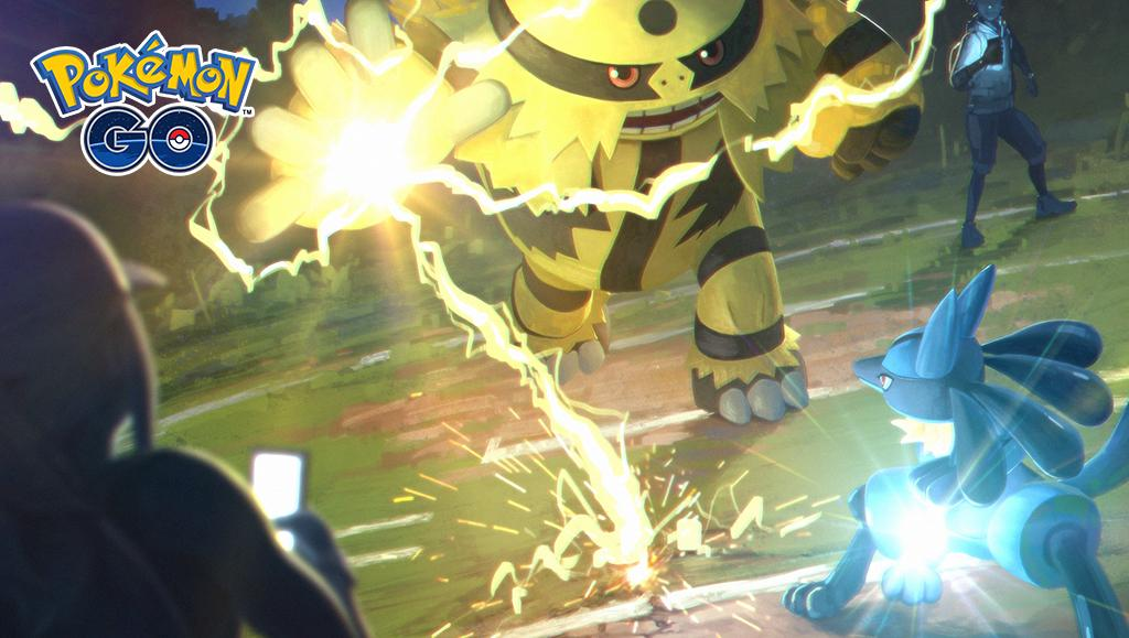 Official Pokemon Go Twitter account confirms PvP has just launched for level 40 players, will roll out slowly to lower levels!