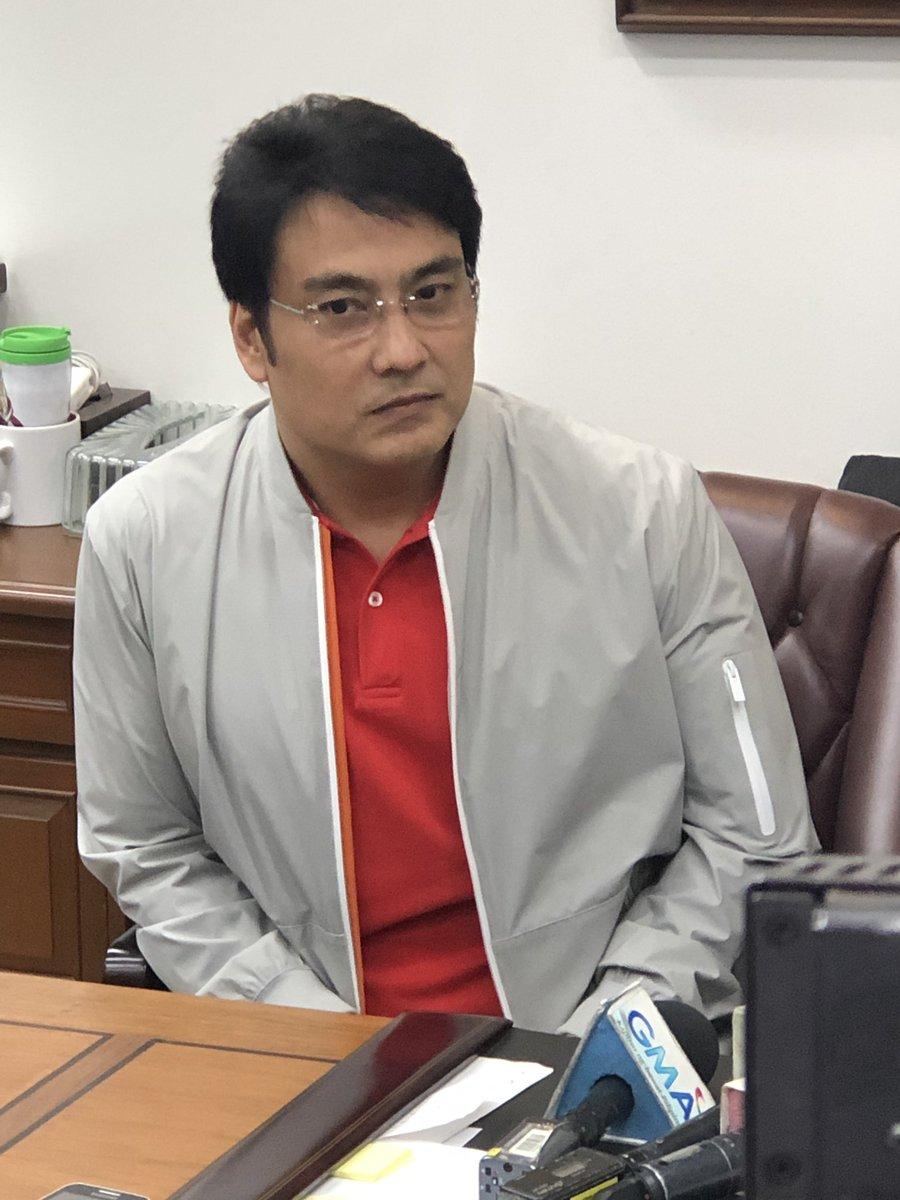 Bong Revilla should he win as Senator in 2019: I have legislative agenda against my false accusers. Dapat may pang-counter. | @cedric_castillo