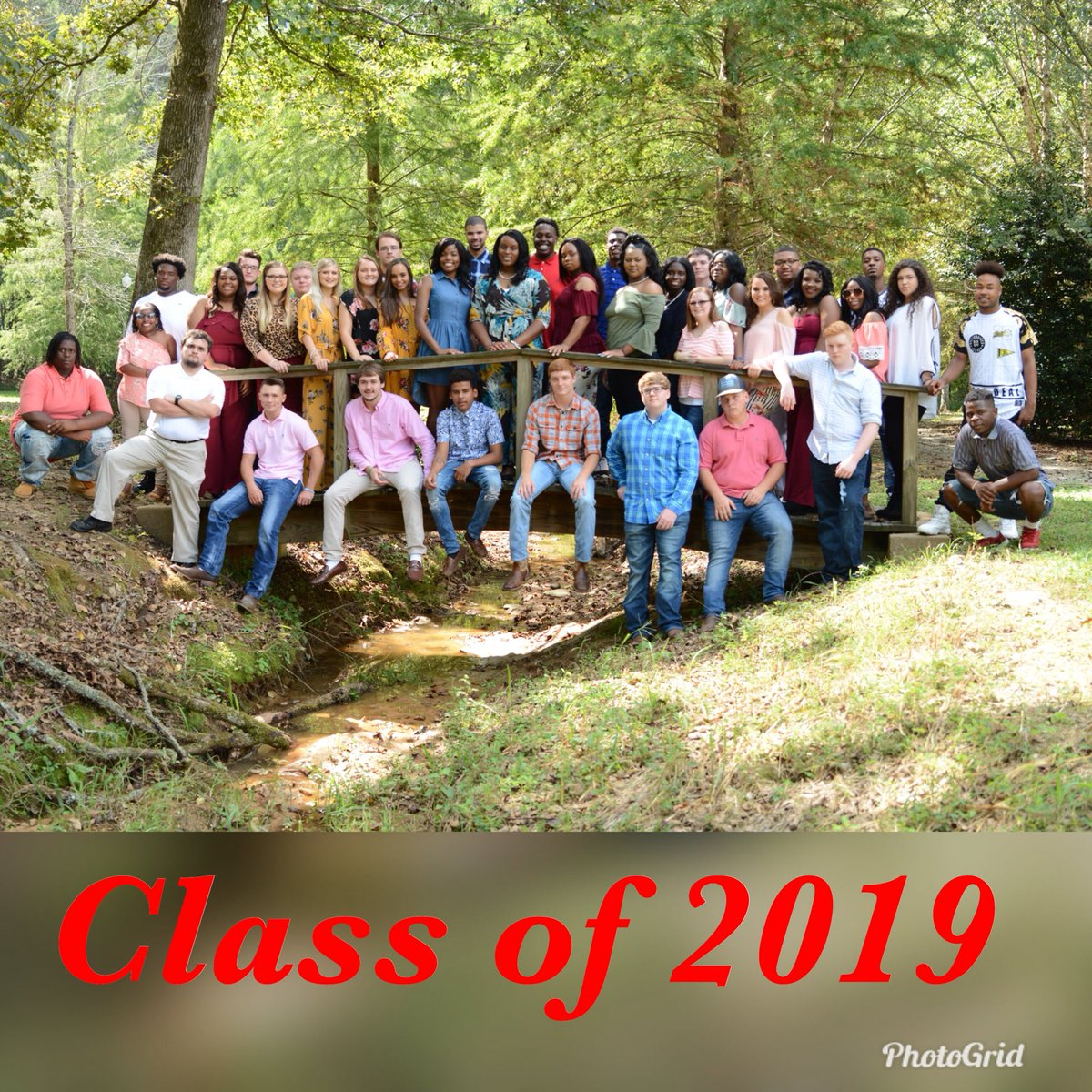 The Class of 2019 would like to invite each of you to their Christmas Program tomorrow night at 6:30 in the auditorium. Admission is $2. Children 4 and under will get in free. Popcorn, drinks, and other snacks will be sold for $1. All proceeds will go toward their Jr./Sr. Prom.