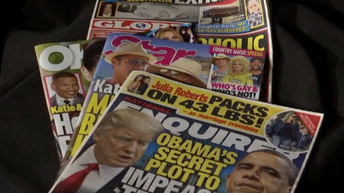 National Enquirer makes deal with feds over hush money https://reut.rs/2RV1ziF