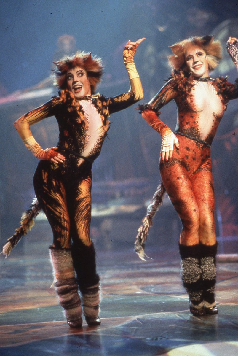 Taylor Swift News On Twitter Taylor S Cats Character Bombalurina Has A Large Role In The Original Musical As A Singer And Dancer Bombalurina S Included In The Songs The Gumbie Cat