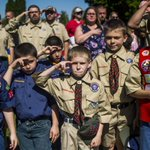 Boy Scouts of America Twitter Photo
