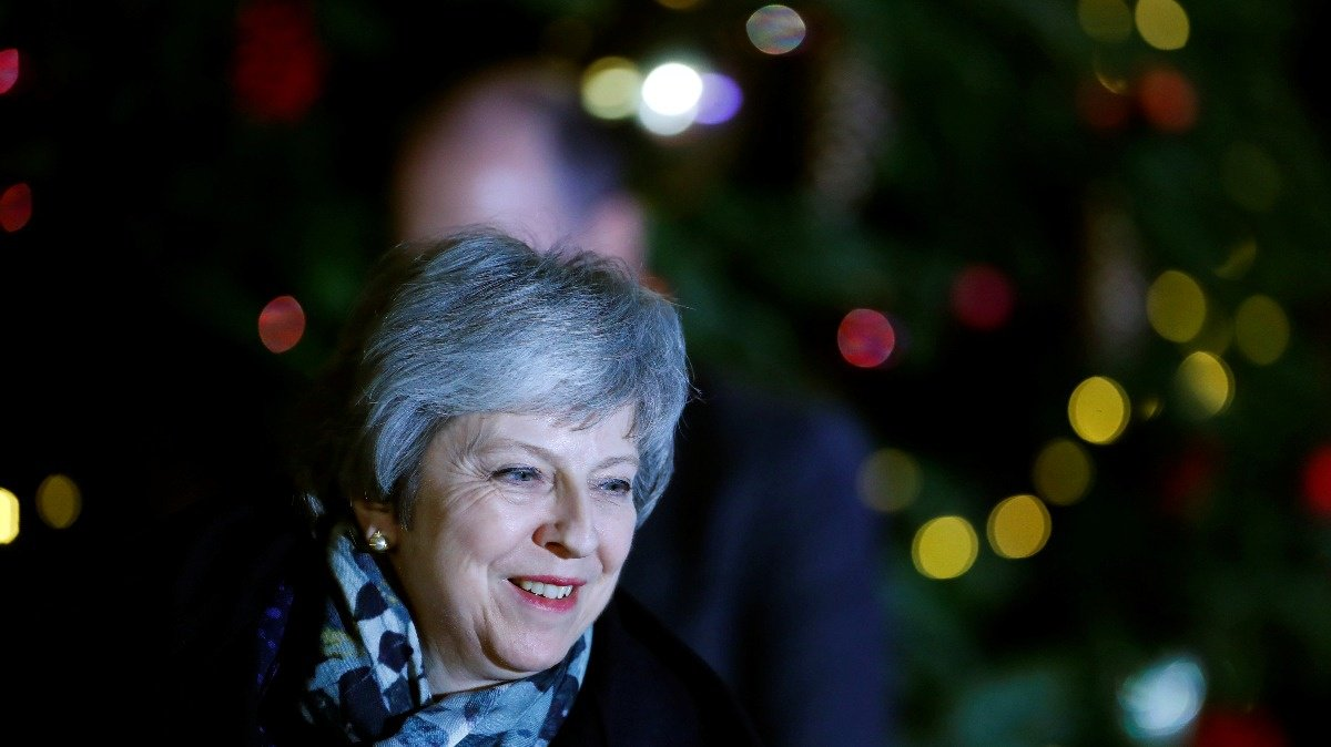 UK's May wins confidence vote https://reut.rs/2EsTy1o
