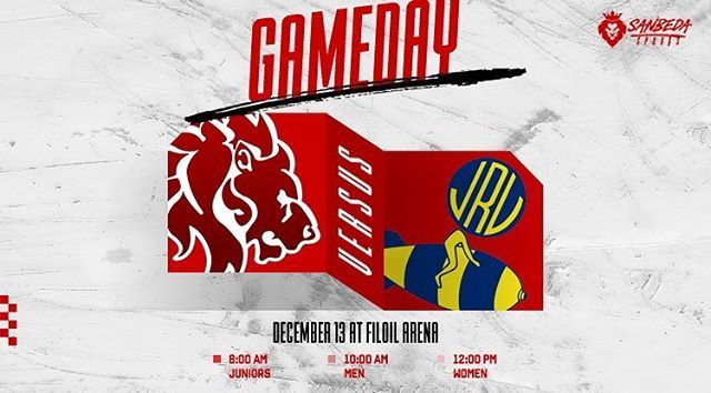 #NCAASeason94 Lady Red Spikers aim to continue winning streak when they face the Lady Bombers, TODAY!  Junior Red Spikers and Red Spikers will also battle their respective opponents starting 8am. #AnimoSanBeda  https:// ift.tt/2C950wv  &nbsp;  <br>http://pic.twitter.com/3uV2V7fTWb
