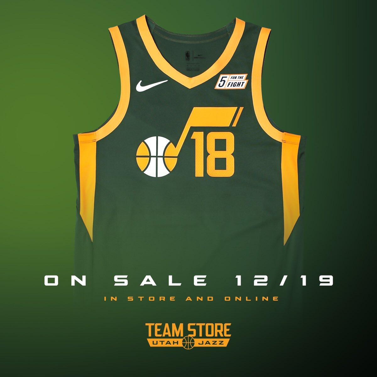 brand new 3c407 e0120 Utah Jazz Team Store on Twitter: