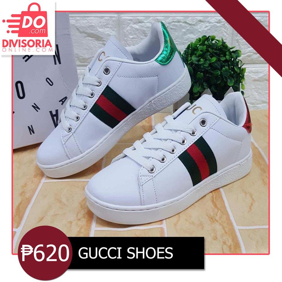 Stylish and fashionable GUCCI shoes