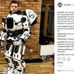 Image for the Tweet beginning: 'Hi-tech robot' called Boris shown