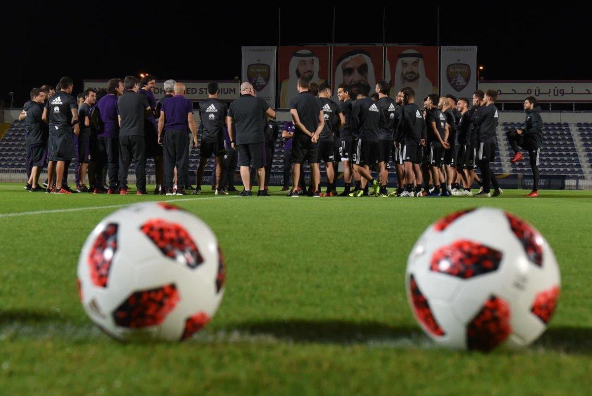 📌 Próximo entrenamiento:  🗓 Jueves 13/12 ⌚ 18 h (hora local) 📍 Al Ain Training Center