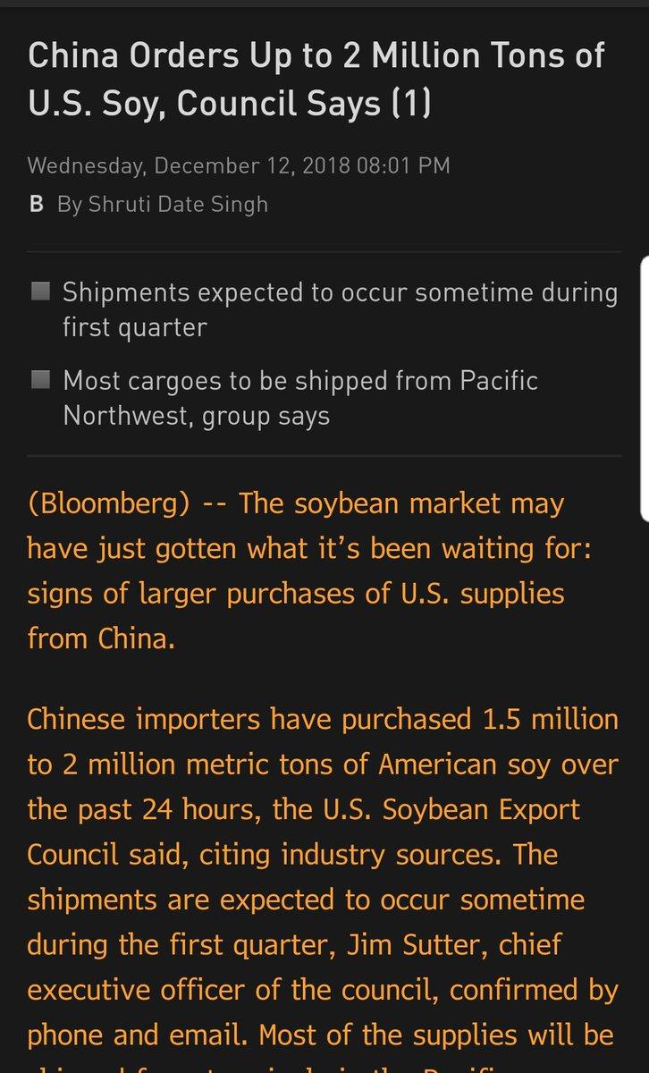 China's back, baby #OATT