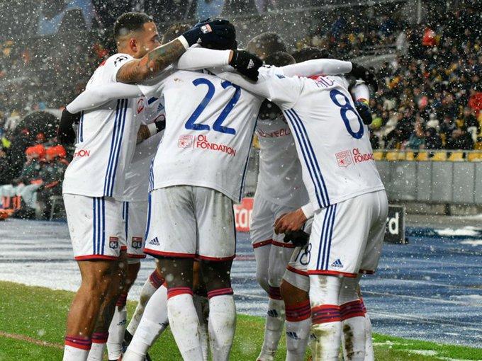 LDC - Fekir, Génésio, Toutes les réactions après la qualification lyonnaise: Ce mercredi soir, le club… Photo