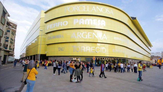 AMANHÃ TEM DECISÃO As 15h55 de Brasília o Villarreal decide a vaga para próxima fase da Europa League no De La Ceramica. Um empate diante do Spartak Moscow é suficiente para classificar o Submarino e uma vitória garante o 1° lugar. #VillarrealCF Photo