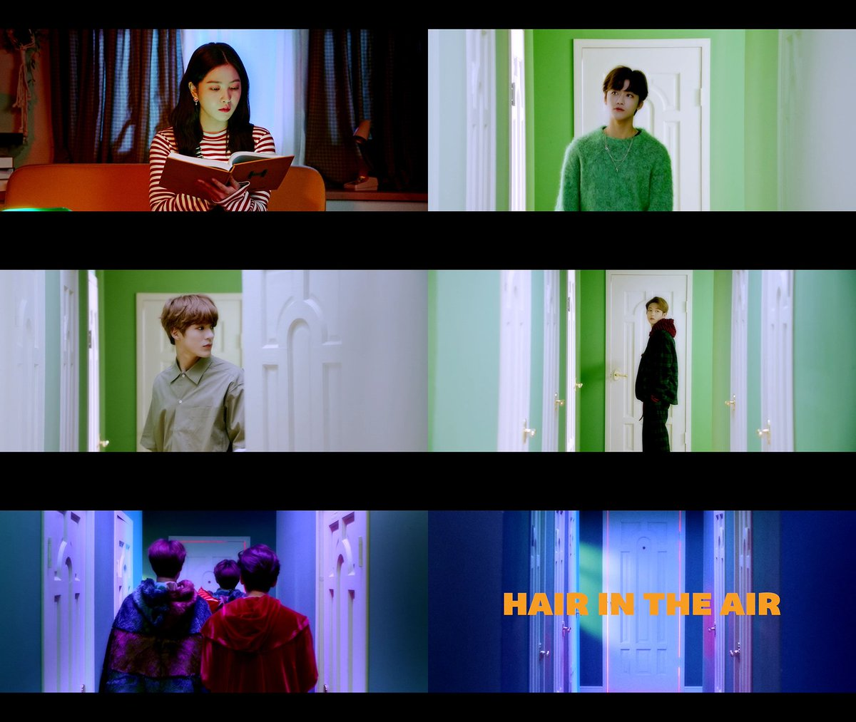 #Trolls' OST 'Hair in the Air' by #YERI, #RENJUN, #JENO, #JAEMIN & 'Best Day Ever' by , , #HAECHAN w#CHENLEil#JISUNGl be unveiled via '' on#STATION Dec. 13 at 7PM KST! The MV of '' wi#HairintheAirll be released simultaneously so stay tuned!     #DreamWorksTrolls#드림웍스트롤#트롤