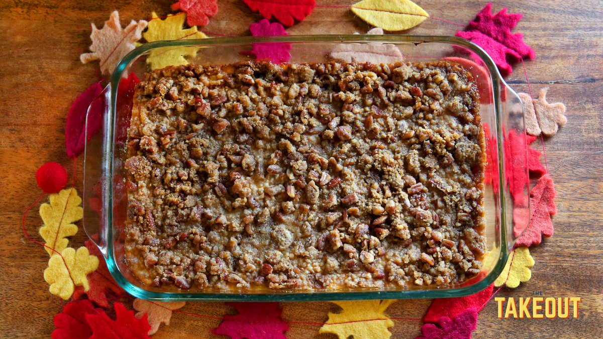 The best gift a student ever gave me was this sweet squash-pecan casserole recipe trib.al/DV703XR