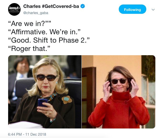 All my superheroes are geriatric women. I don&#39;t know if it&#39;s my age (middle) or the times, but the toughest, smartest, most amazing human beings are all older dames. So exciting. @NancyPelosi @HillaryClinton @RepMaxineWaters @SenFeinstein @scotusginsburg  #StillWithHer #SheWon<br>http://pic.twitter.com/V26g36opnx