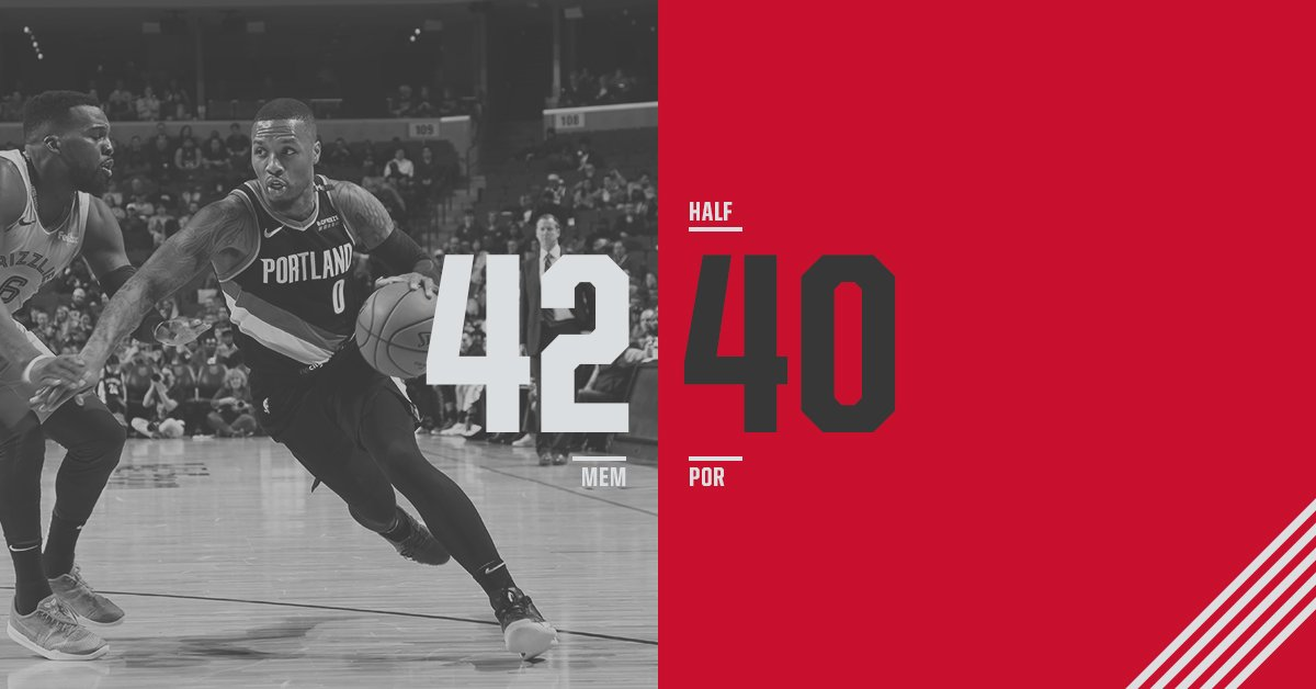 Two down.  #RipCity