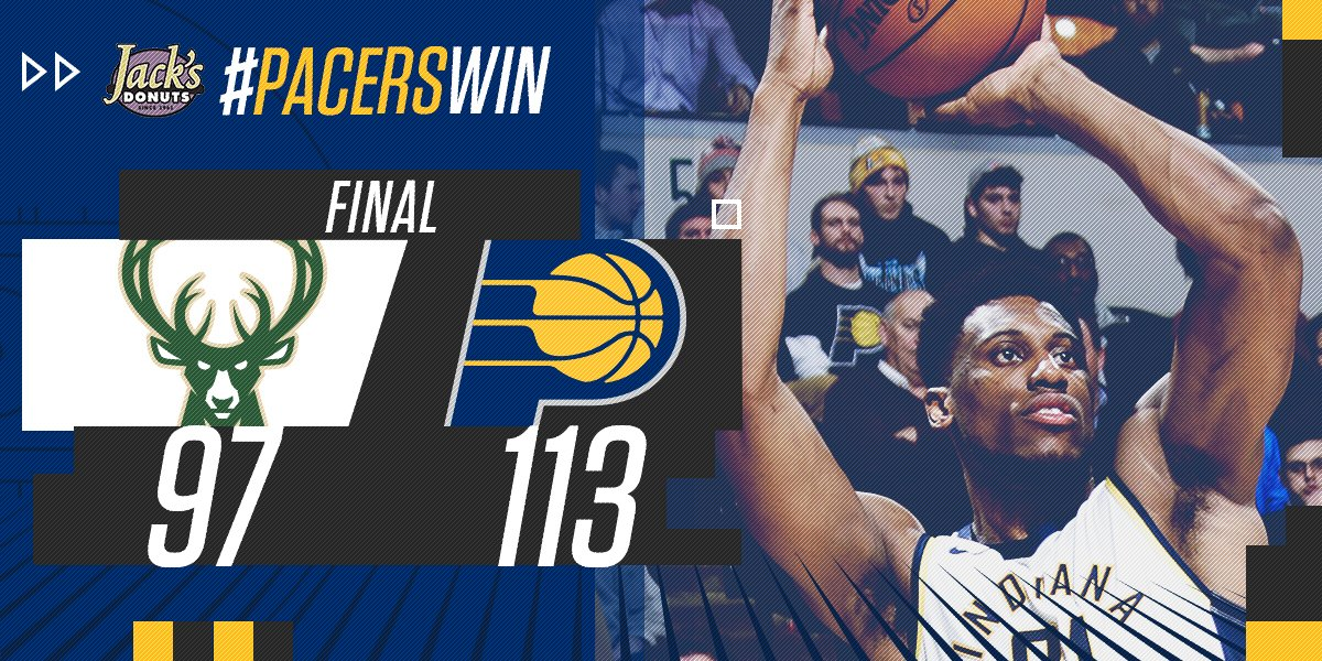 RT @Pacers: That's a fifth straight #PacersWin! https://t.co/Tj2yuN0UF7