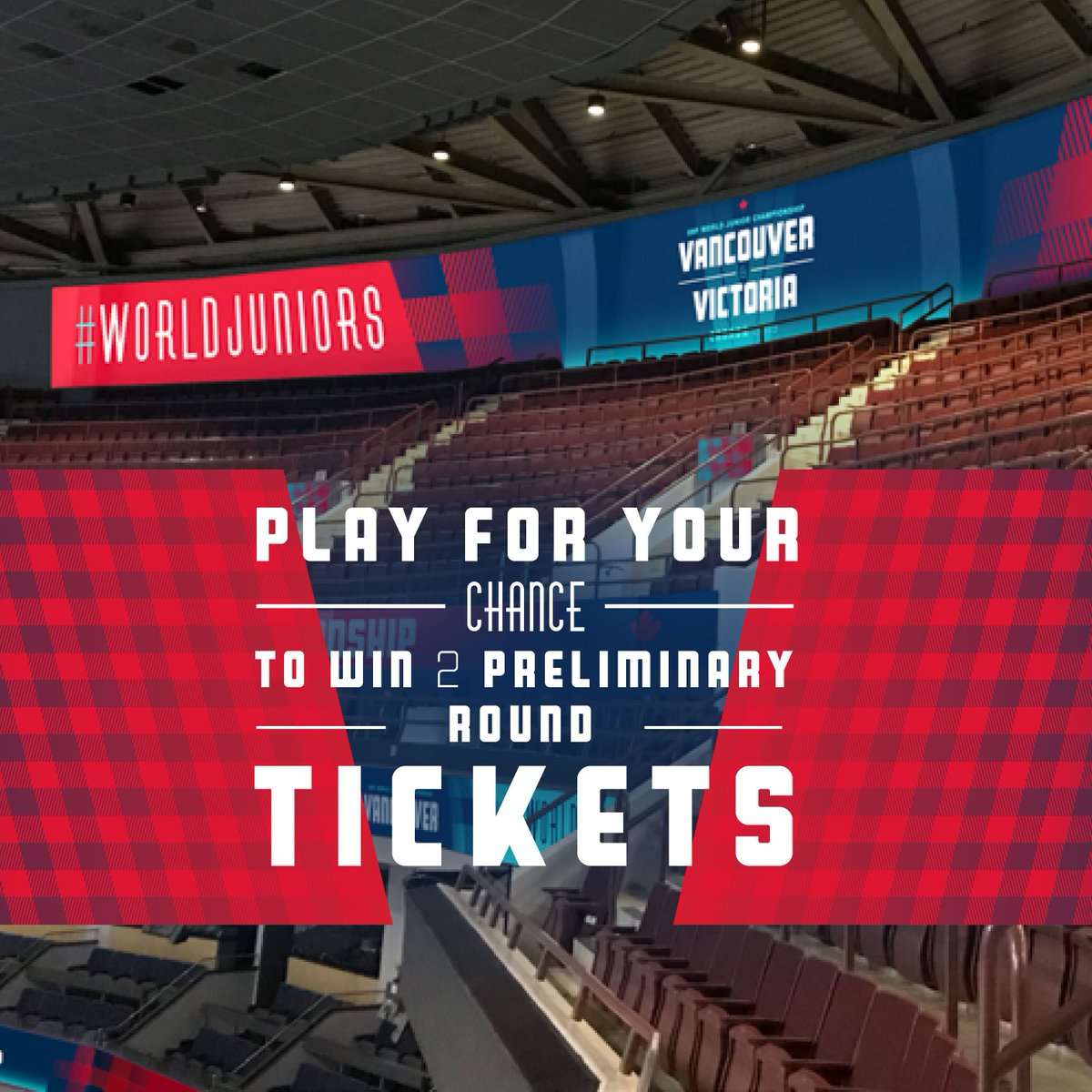 Test Your World Juniors Knowledge In Our Survivor Quiz For Chance To Win 2 Tickets A Preliminary Game Of The 2019 HC WJC