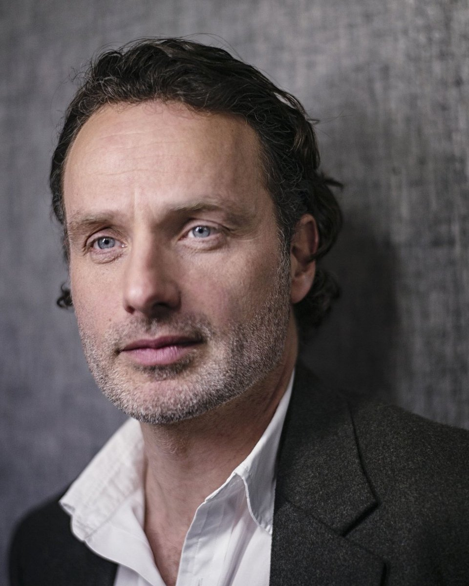 #TBT 📷 #AndrewLincoln photographed by Sarah Lee for The Guardian - 2016.