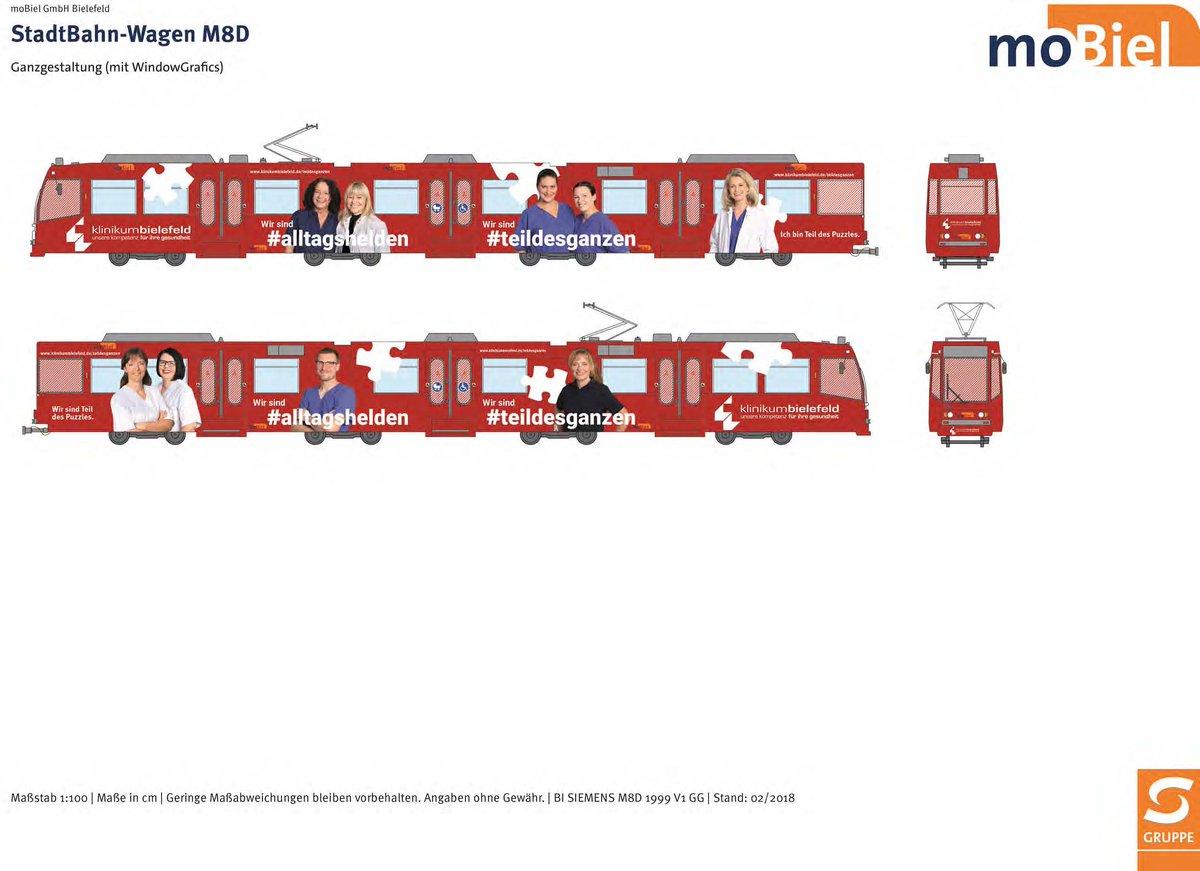 Ab Januar 2019 Auf Dem Streckennetz Von Mobiel In Bielefeld Zu