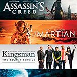 Image for the Tweet beginning: 4K UHD Film Collection (Assassin's