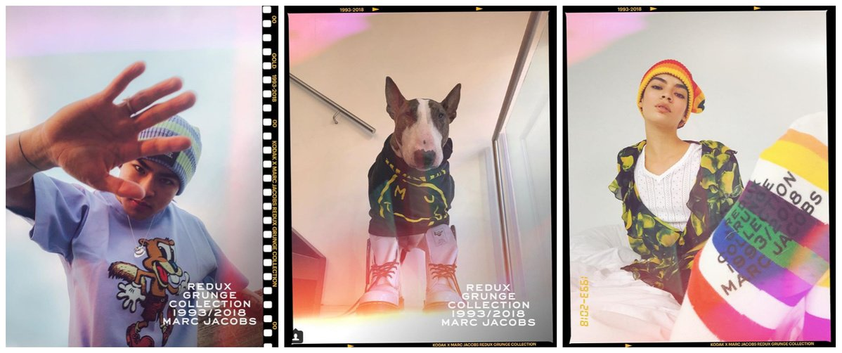 The new camera app by Marc Jacobs and Kodak will give your IG feed the ultimate '90s feel bit.ly/2BamQ0k