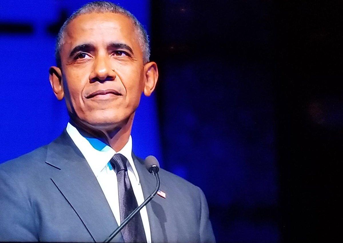Obama honored with RFK Human Rights award