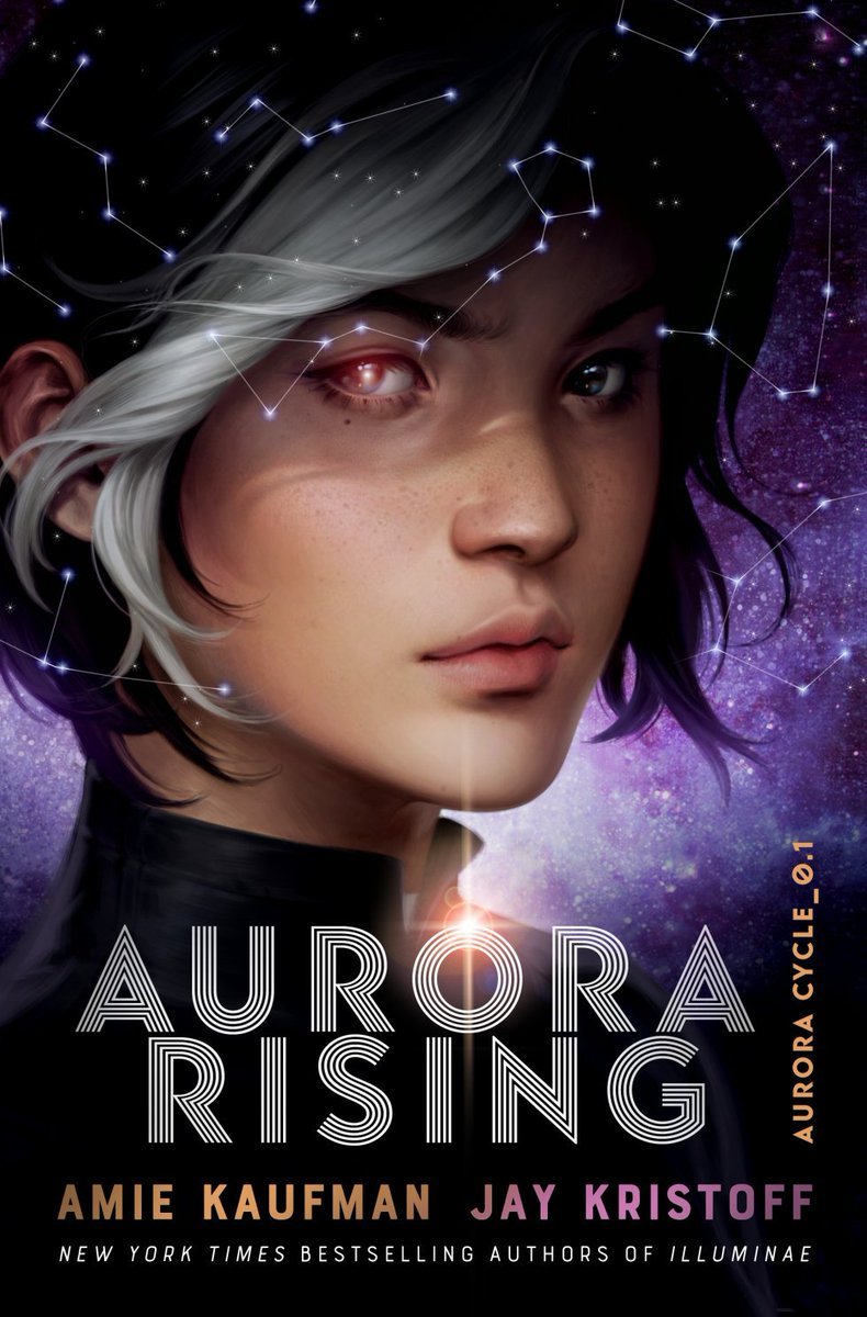 Image result for Aurora Rising: The Aurora Cycle 1
