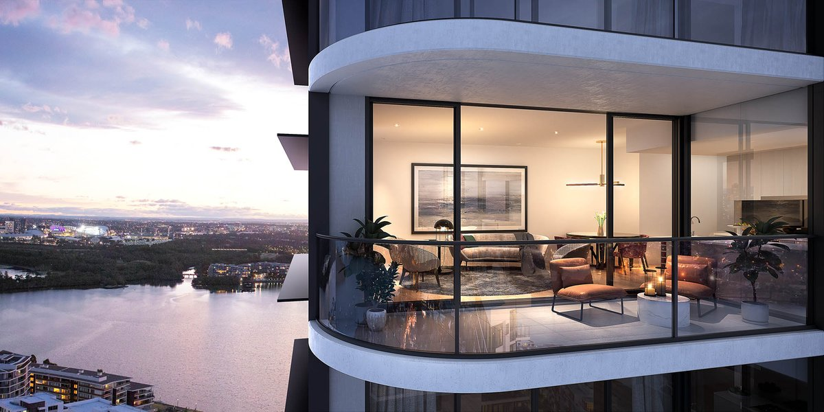 Rhodes Central Stage 3 apartments designed for modern life in Sydney's tranquil waterfront environment creates a sense of luxury and natural comfort.  Visit our Display Suite and learn more at  https://t.co/MkePk2ttvF  #Residential #apartments #waterfront #luxuryhomes