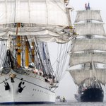 Gorch Fock Twitter Photo